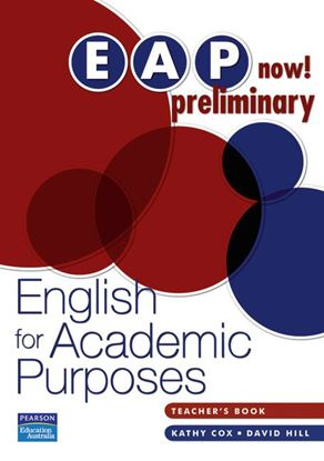 Obrazek EAP Now! Preliminary Teacher's Book
