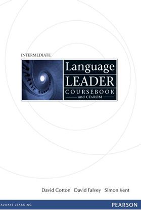 Obrazek Language Leader Intermediate. Podręcznik + CD-ROM