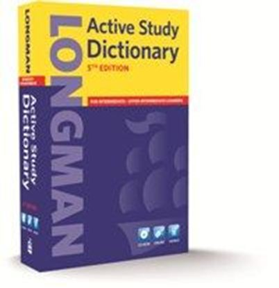 Obrazek Longman Active Study Dictionary 5th Edition+ CD