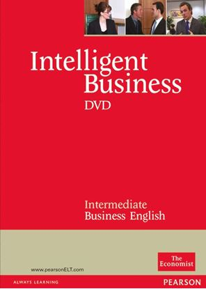 Obrazek Intelligent Business Intermediate.    DVD