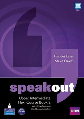 Obrazek Speakout Upper Intermediate.   Flexi Course Book 2