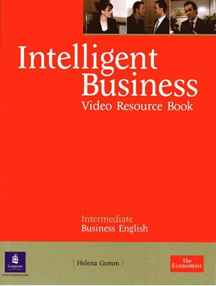 Obrazek Intelligent Business Intermediate.  Ćwiczenia do DVD