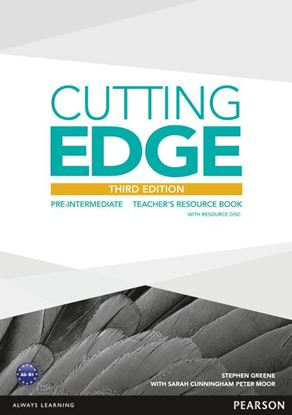 Obrazek Cutting Edge 3rd Edition Pre-Intermediate. Teacher's Resource Book