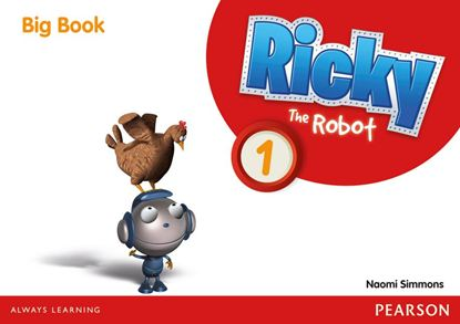 Obrazek Ricky The Robot 1 Big Book