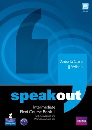 Obrazek Speakout Intermediate.   Flexi Course Book 1