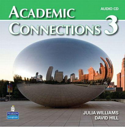 Obrazek Academic Connections 3 CD Audio