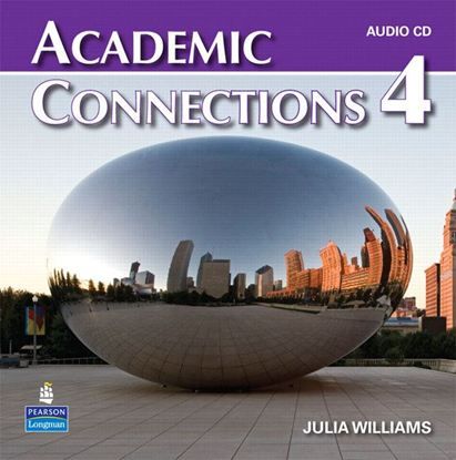 Obrazek Academic Connections 4 CD Audio