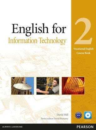 Obrazek English for Information Technology 2. Podręcznik + CD