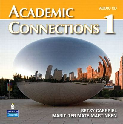 Obrazek Academic Connections 1 CD Audio