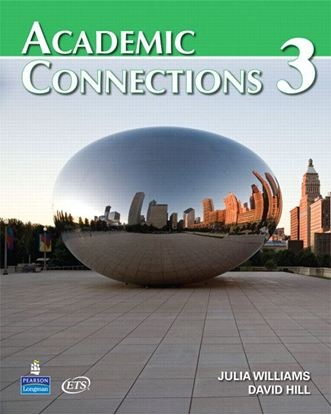 Obrazek Academic Connections 3 SB with MyAcademicConnectionsLab