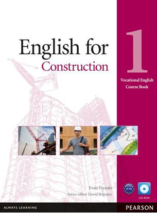 Obrazek English for Construction 1. Podręcznik + CD