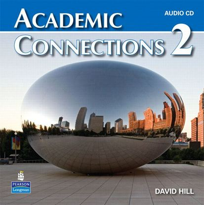Obrazek Academic Connections 2 CD Audio