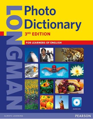Obrazek Longman Photo Dictionary 3rd Edition   + CD