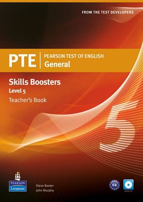 Obrazek PTE General Skills Booster 5 TB (with Audio CD)