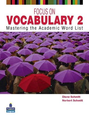 Obrazek Focus on Vocabulary 2: Mastering the Academic Word List