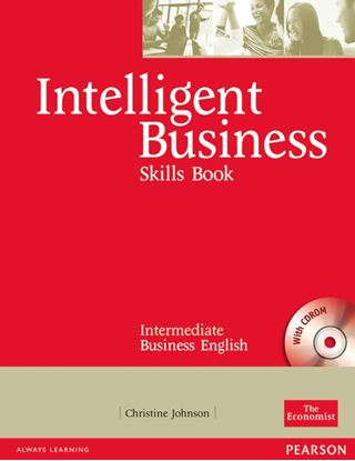Obrazek Intelligent Business Intermediate. Skills Book + CD