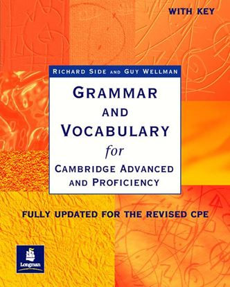 Obrazek Grammar and Vocabulary for Cambridge Advanced and Proficiency. Podręcznik z Kluczem