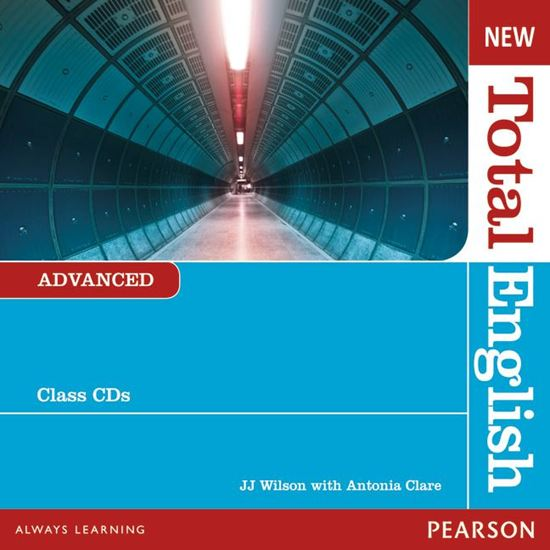Obrazek Total English NEW Advanced Class CDs (2)