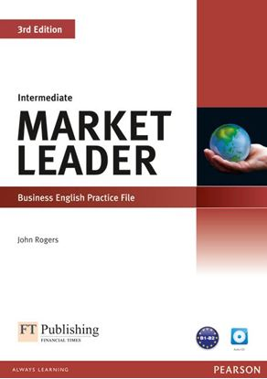 Obrazek Market Leader Intermediate. Practice File + CD