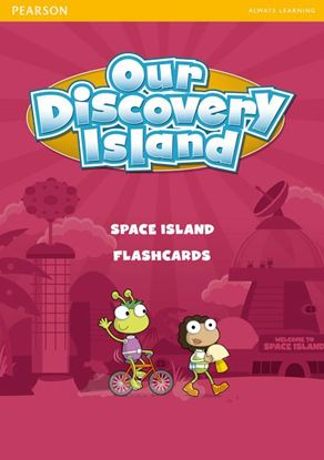 Obrazek Our Discovery Island 3 Flashcards