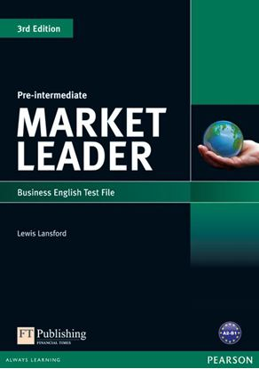 Obrazek Market Leader Pre-Intermediate. Test File