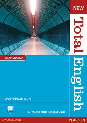 Obrazek Total English NEW Advanced Active Teach IWB