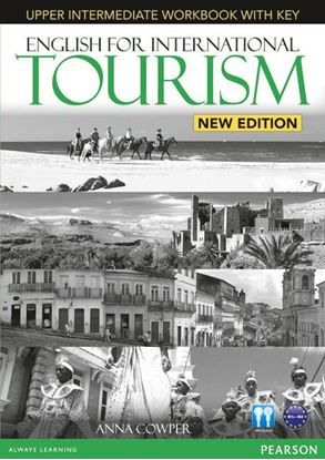 Obrazek English for International Tourism Upper-Intermediate. Ćwiczenia + Klucz + CD