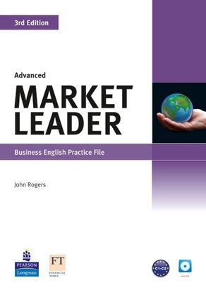 Obrazek Market Leader Advanced. Practice File + CD