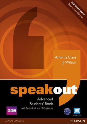 Obrazek Speakout Advanced. Podręcznik + Active Book + DVD + MyEnglishLab
