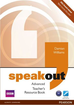 Obrazek Speakout Advanced. Teacher's Resource Book