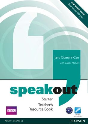 Obrazek Speakout Starter. Teacher's Resource Book