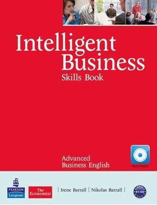 Obrazek Intelligent Business Advanced. Skills Book + CD