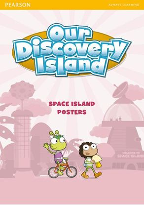 Obrazek Our Discovery Island 3 Space Island Posters