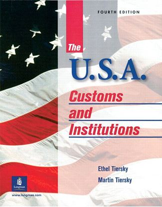 Obrazek The U.S.A. Customs And Institutions