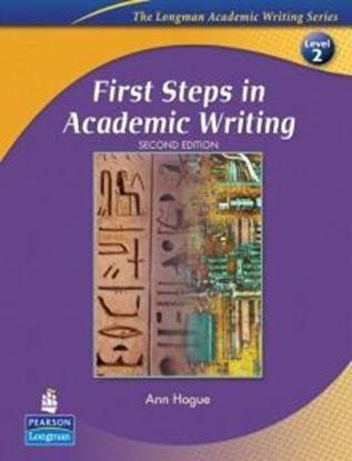 Obrazek The First Steps in Academic Writing    Longman Academic Writing Series