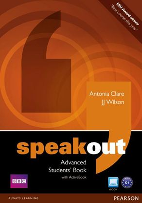 Obrazek Speakout Advanced. Podręcznik + Active Book + DVD