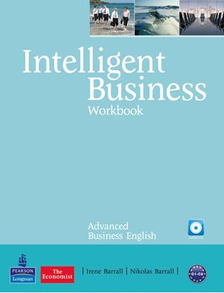 Obrazek Intelligent Business Advanced. Ćwiczenia + CD