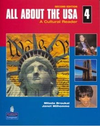 Obrazek All About The USA 4 + CD