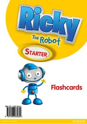 Obrazek Ricky the Robot Starter.   Flashcards