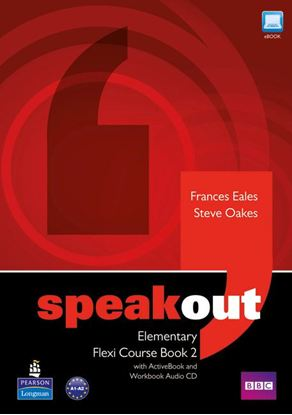 Obrazek Speakout Elementary.   Flexi Course Book 2