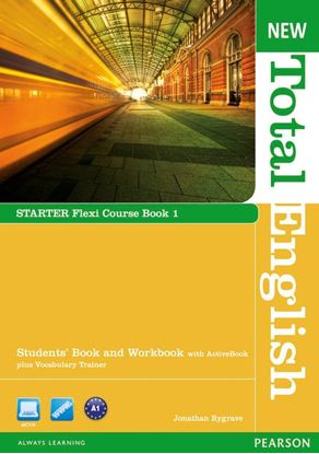 Obrazek New Total English Starter.   Flexi Course Book 1