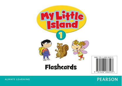 Obrazek My Little Island 1. Flashcards