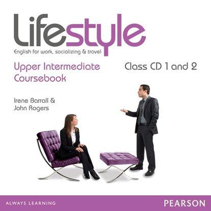 Obrazek Lifestyle Upper Intermediate.    CD do Podręcznika