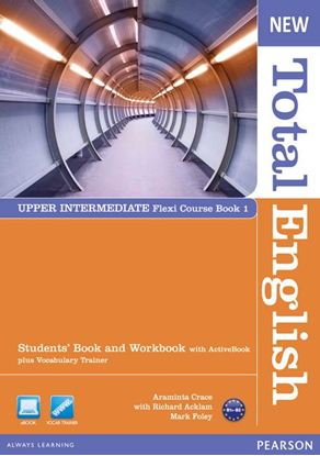 Obrazek New Total English Upper Intermediate.   Flexi Course Book 1