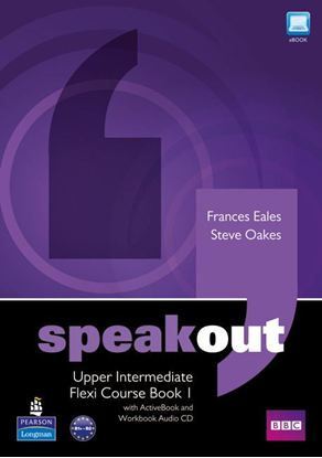Obrazek Speakout Upper Intermediate.   Flexi Course Book 1