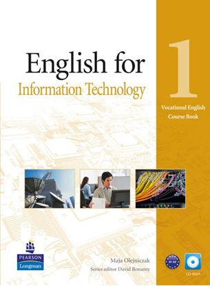 Obrazek English for Information Technology 1. Podręcznik + CD