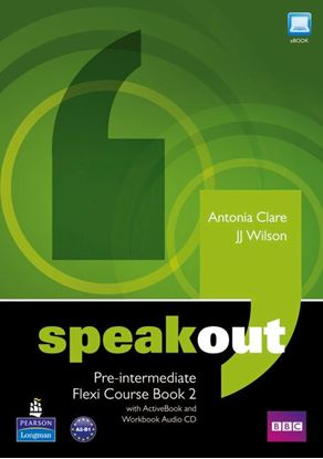 Obrazek Speakout Pre-Intermediate.   Flexi Course Book 2