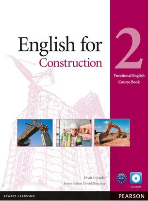 Obrazek English for Construction 2. Podręcznik + CD