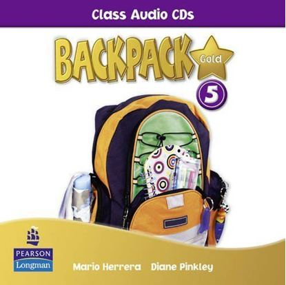 Obrazek Backpack Gold 5    CD do Podręcznika