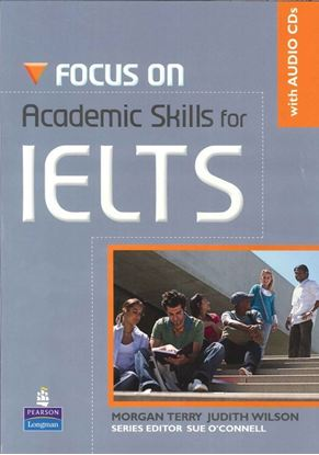 Obrazek Focus on Academic Skills For IELTS.   Książka + CD